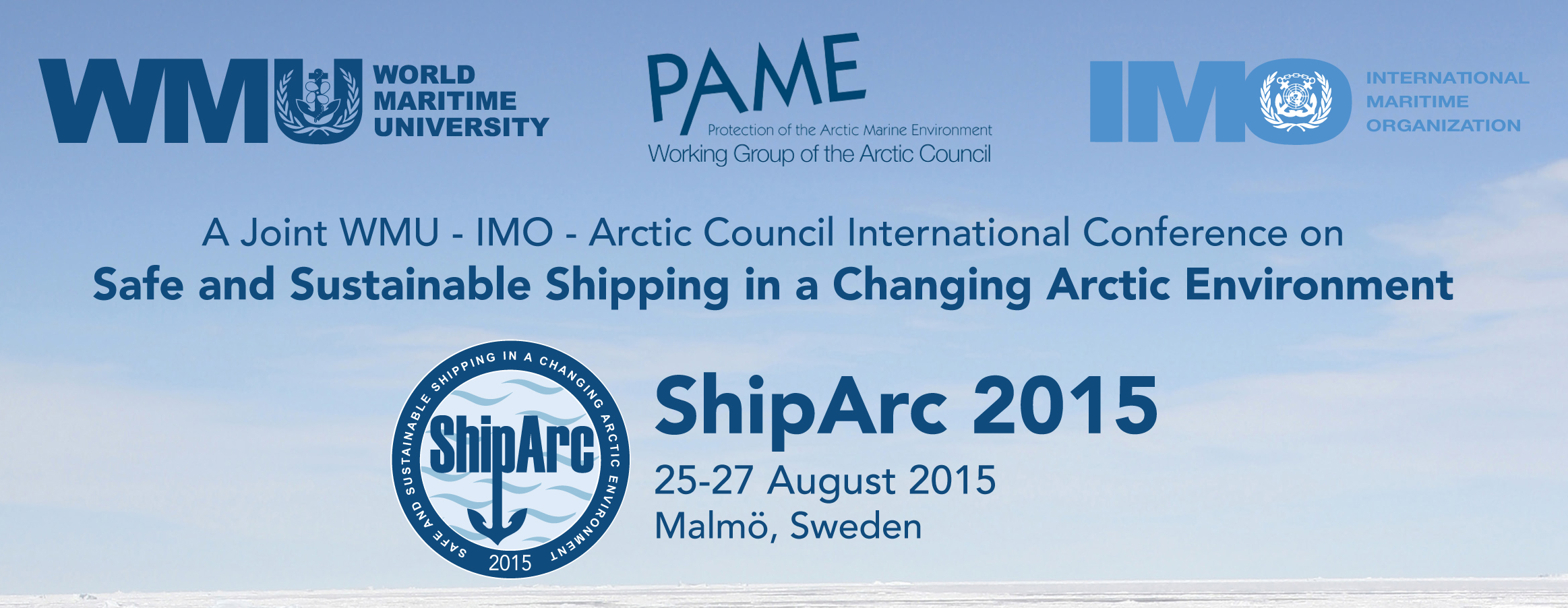 ShipArc 2015 Conference