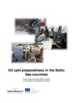 Oil spill preparedness in the Baltic Sea countries by Jonas Pålsson