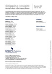 Shipping Insight - December 2010 by Drewry Shipping Consultants