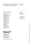Shipping Insight - June 2011 by Drewry Shipping Consultants