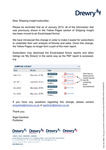 Shipping Insight - March 2013 by Drewry Shipping Consultants