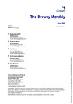 The Drewry Monthly - June 2005 by Drewry Shipping Consultants