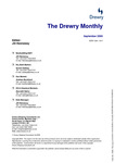 The Drewry Monthly - September 2005