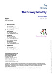 The Drewry Monthly - December 2005 by Drewry Shipping Consultants