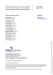 Shipping Insight - March 2008 by Drewry Shipping Consultants