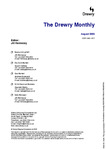 The Drewry Monthly - August 2003