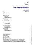 The Drewry Monthly - September 2003