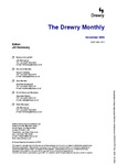 The Drewry Monthly - November 2003