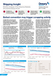 Shipping Insight -- October 2016 by Drewry Shipping Consultants