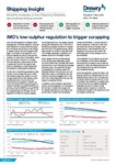 Shipping Insight -- November 2016 by Drewry Shipping Consultant