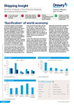 Shipping Insight - May 2018 by Drewry Maritime Research