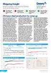 Shipping Insight - March 2018 by Drewry Maritime Research