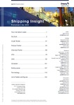 Shipping Insight - April 2019 by Drewry Maritime Research