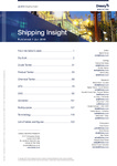 Shipping Insight - June 2019 by Drewry Maritime Research