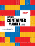 Indian Container Market 2015 by Drewry Shipping Consultants