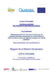 Rapport de la Mission d'évaluation Côte d'Ivoire by Henrik Nilsson, Adama Sy, Amadou Ndiaye, El Hadji Mar Gueye, Dramane Cissokho, and Marisa Fernández