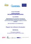 Rapport de la Mission d'évaluation Senegal