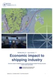 Economic impact to shipping industry : Economic impact to shipping industry considering Maritime Spatial Planning and green routes in pilot case studies