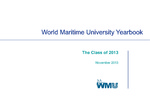 World Maritime University Yearbook: The Class of 2013